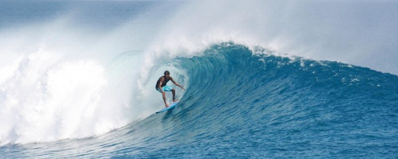 Life Lessons From Surfing